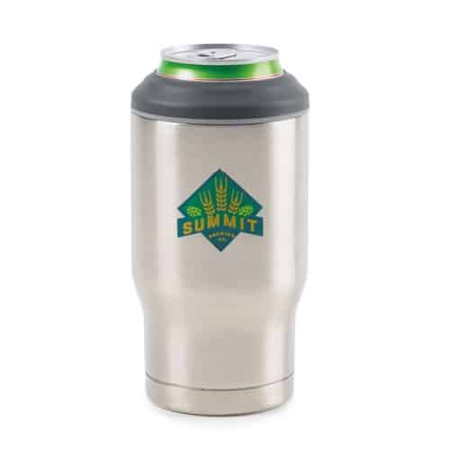 Aviana™ Alpine Double Wall Stainless Cooler - 12 Oz. Silver