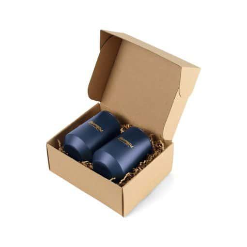 Aviana™ Clover Gift Set - Matte Navy